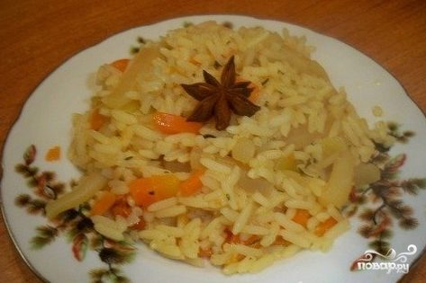 Бурый рис в мультиварке
