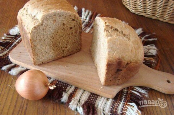 Рецепт украинского хлеба для хлебопечки