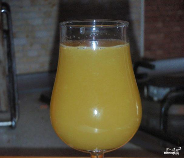 Апельсиновый сироп