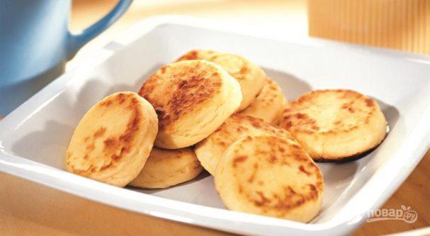Сырники из творога (классический рецепт)