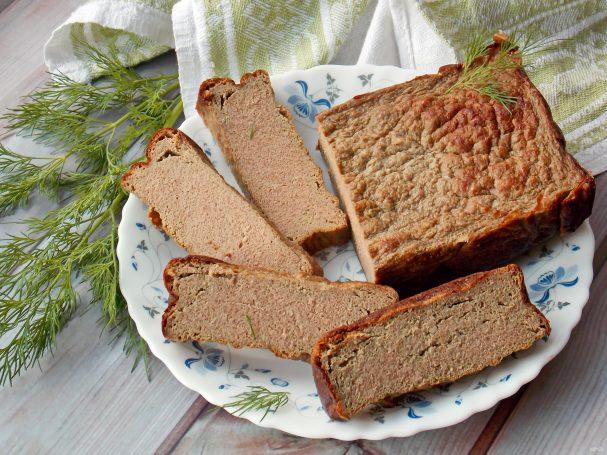 Печеночный хлеб