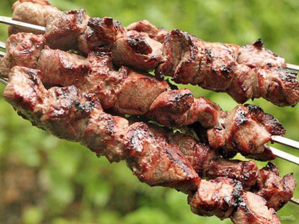 Рецепт маринада шашлыка из баранины