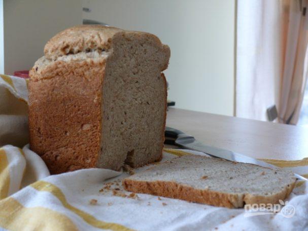 Рецепт бородинского хлеба для хлебопечки