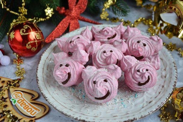Зефир «Розовый поросенок»