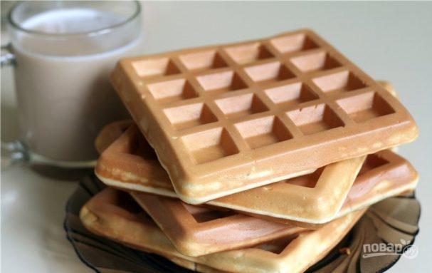 рецепты для электровафельницы венские вафли
