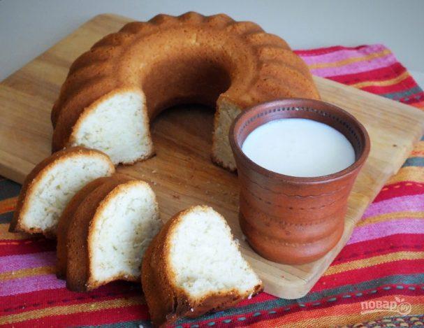 Итальянский кекс