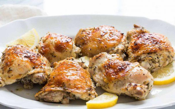курица с лимоном рецепты