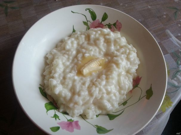 Рисовая каша в скороварке
