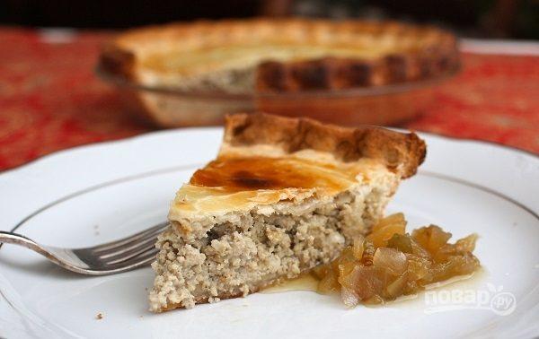 Канадский мясной пирог