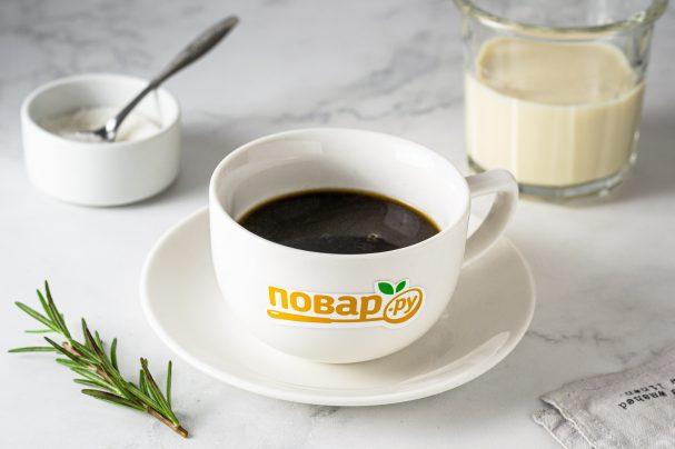Кофе с розмарином