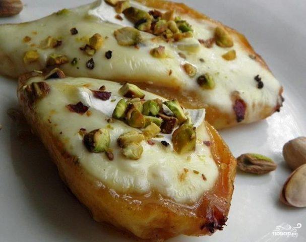 Груши с сыром