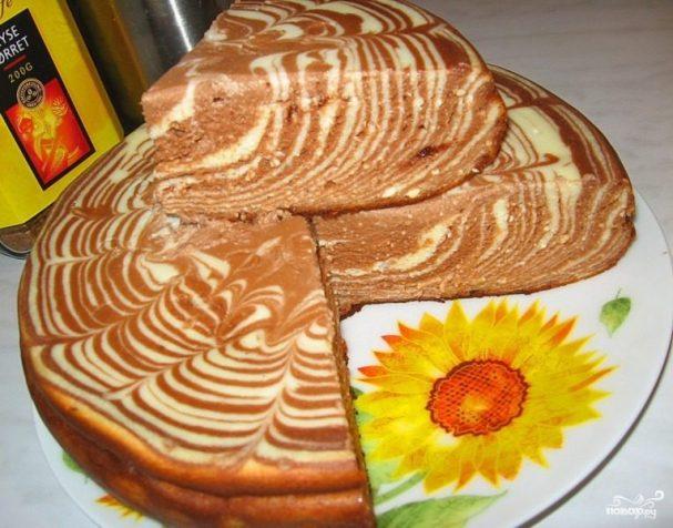 Творожный десерт в мультиварке