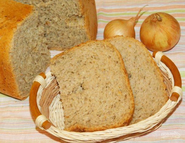 Хлеб из гороховой муки