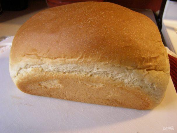 Хлеб для хлебопечки