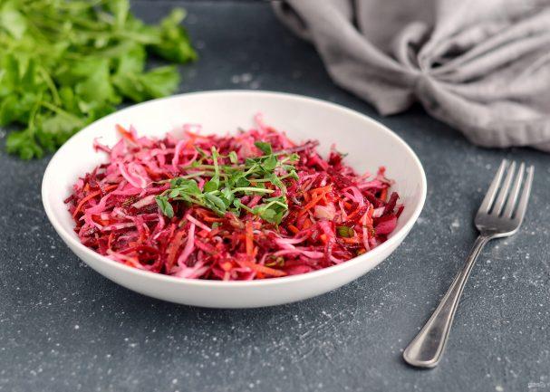 Детокс салат