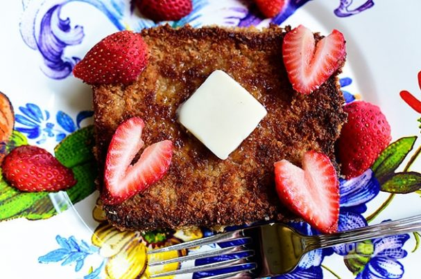 Хрустящий французский тост