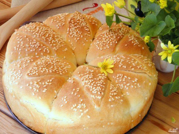 Пасхальный хлеб