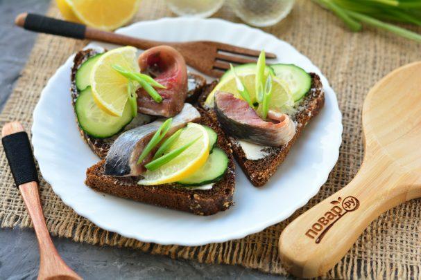 Норвежские бутерброды