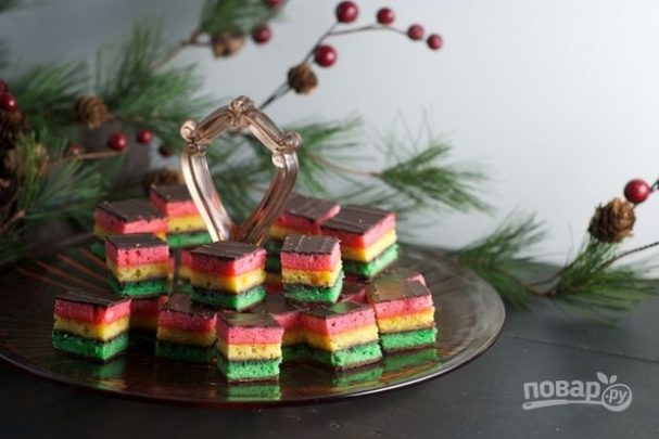 Неаполитанское печенье