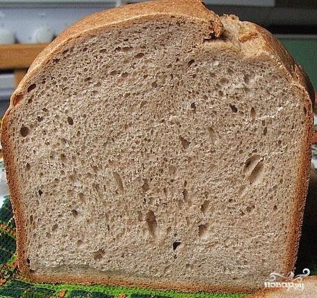 Хлеб серый на каждый день