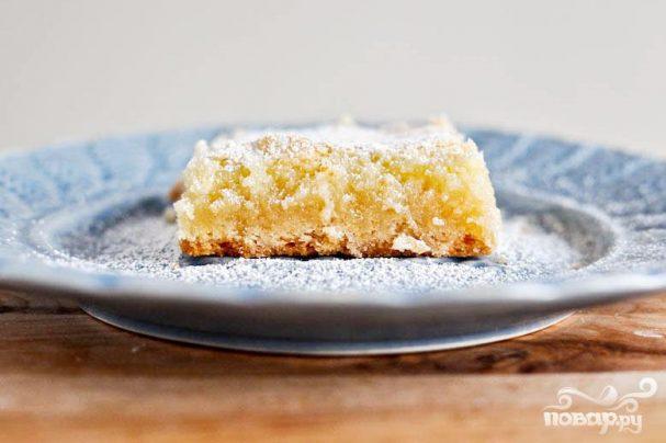 Сливочный пирог