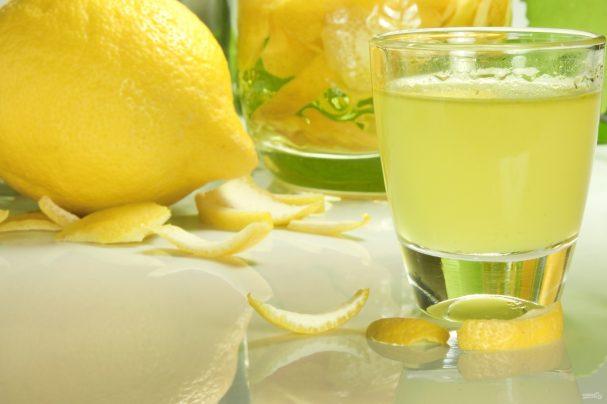 лимончелло на водке пошаговый рецепт с фото на повар ру