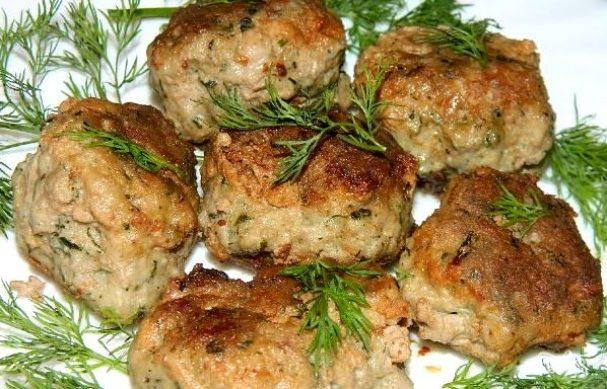 Котлеты мясо растительные рецепты 7