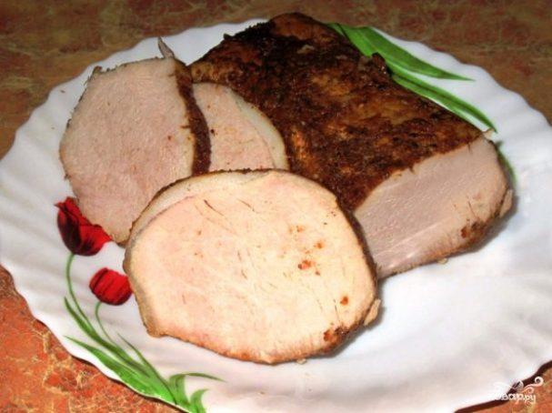 Карбонад свиной в духовке