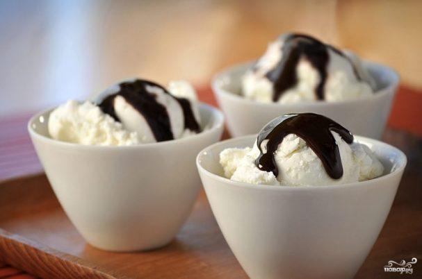 Сироп для мороженого