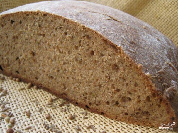 Закваска для хлеба на хмелю