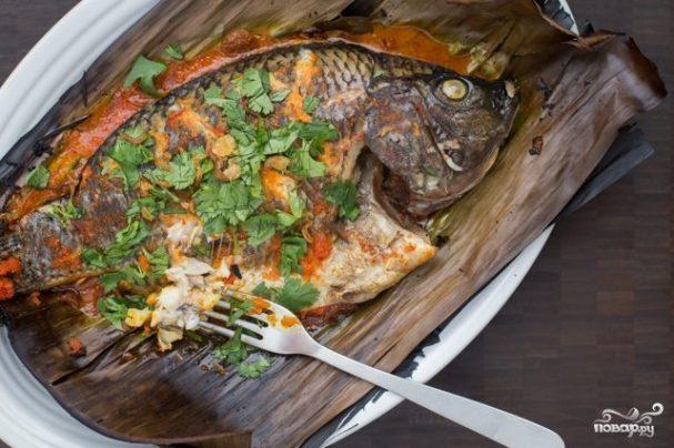 Рыба по-индонезийски