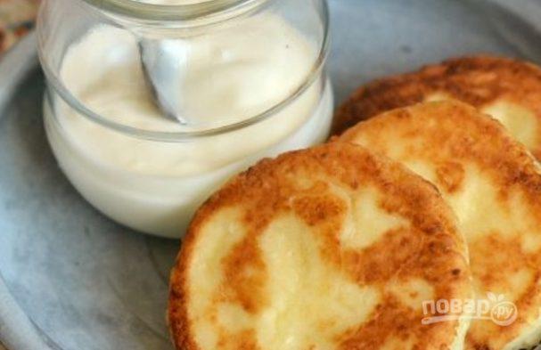 Сырники с манкой (оригинальный рецепт)