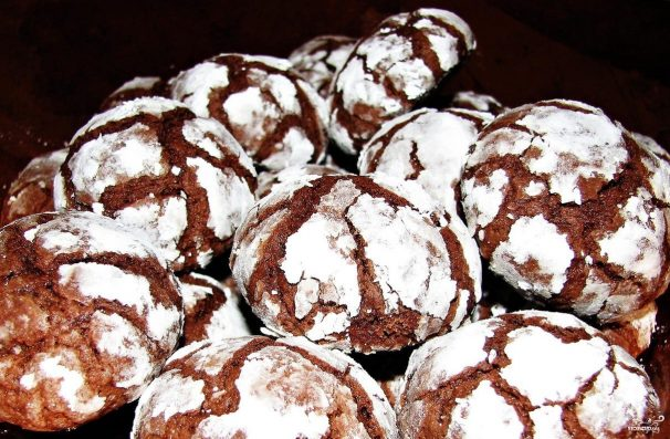"""Шоколадное печенье """"Американо"""""""