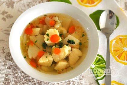 как приготовить на ужин низкокалорийный рыбный суп