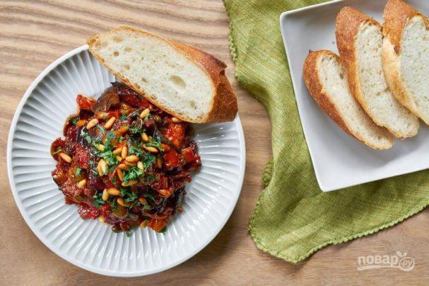 """Сицилийское овощное рагу """"Капоната"""""""
