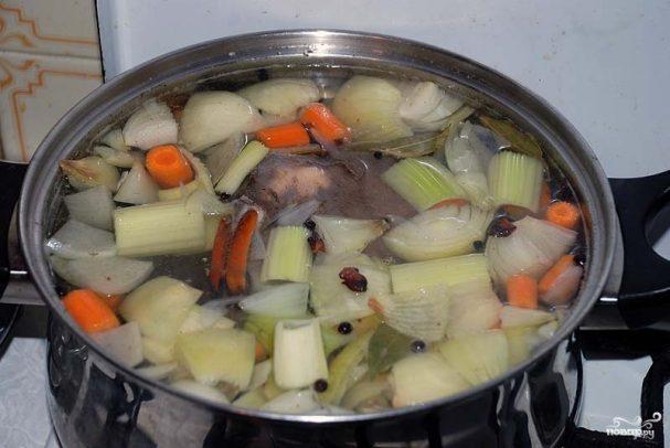 Суп из хвоста бобра