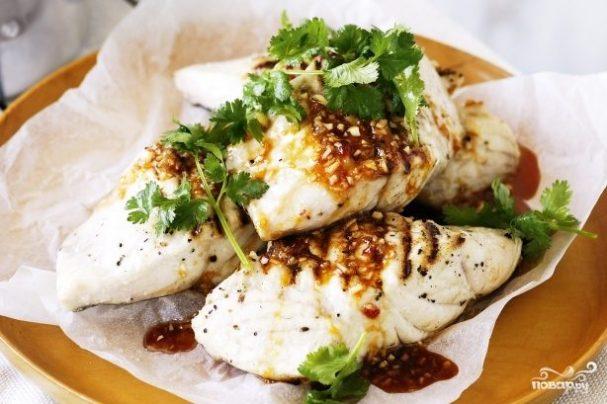 диетическое блюдо из трески в духовке