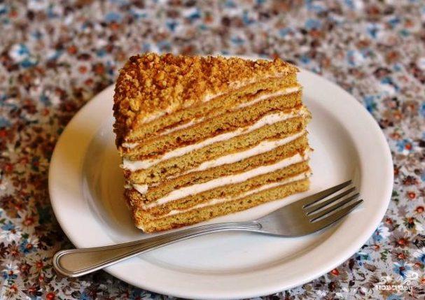 торт чудо рецепт клавдии