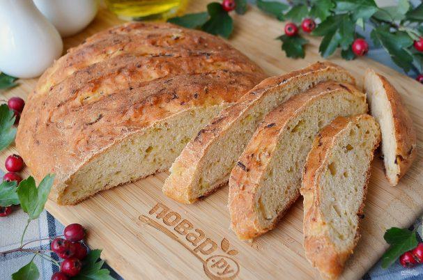 Кабачковый хлеб в домашних условиях