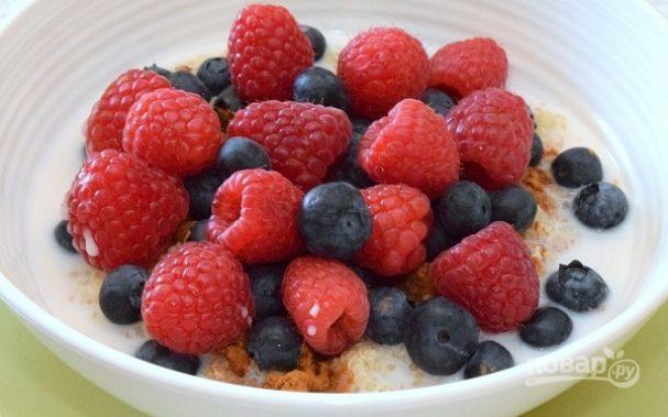 Завтрак для вегетарианцев