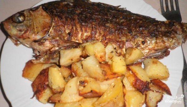 Рецепт приготовления карася рыбы в духовке рецепты с фото телепередачи про тюнинг автомобилей 2014