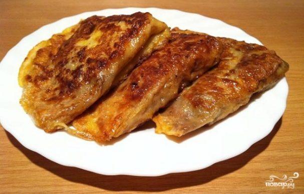 Бендерики с мясом