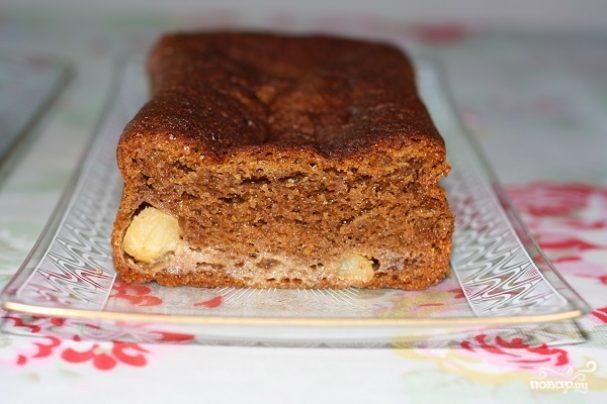 Пирог с медом простой