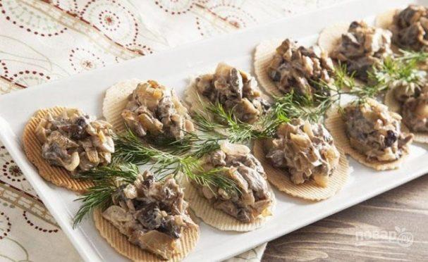 как приготовить икру из разных грибов