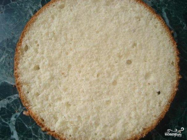 Воздушное бисквитное тесто