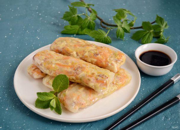 Роллы с тофу