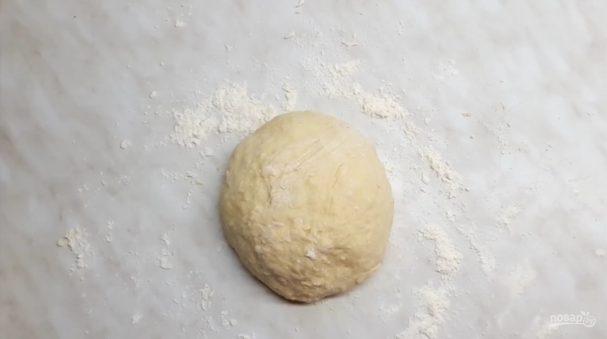 Тесто на кефире для несладких пирогов