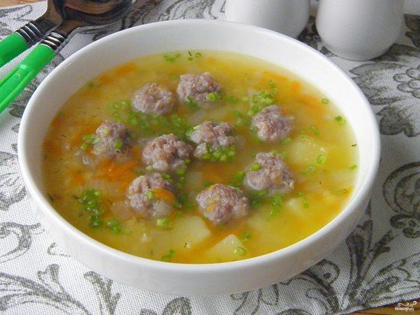 Фарш для супа фрикадельки — pic 1