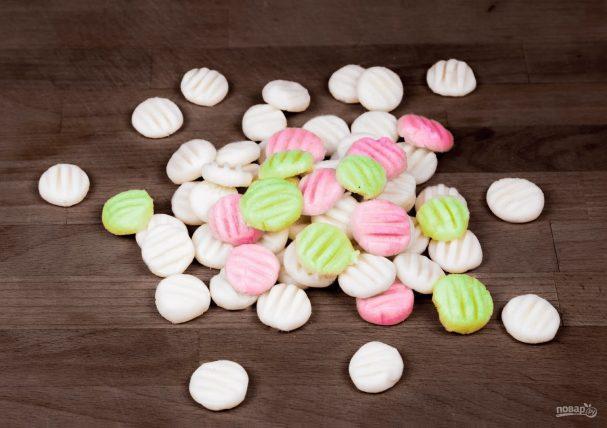 Домашние сливочные конфеты