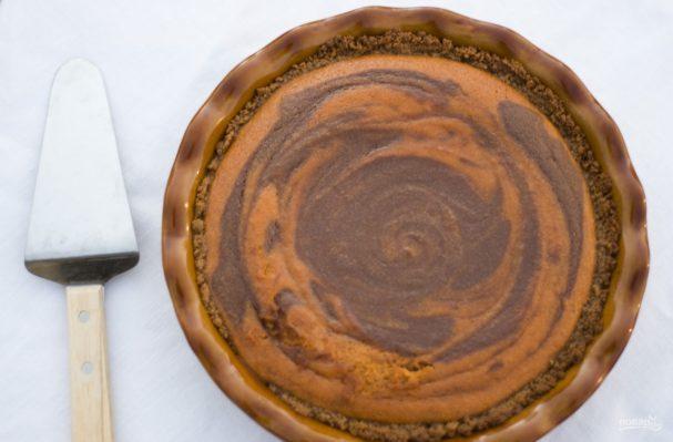 Быстрый сладкий пирог к чаю
